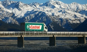 Castrol Commercial Vehicle Oil