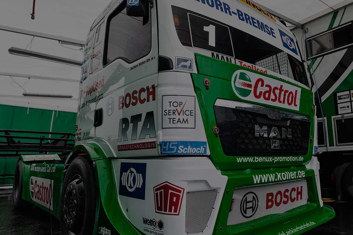 castrol-truck